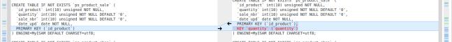 Nouvelle Key
