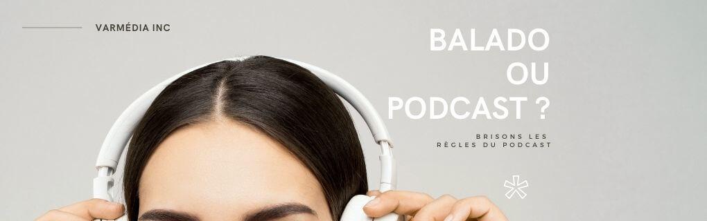 Balado ou podcast?